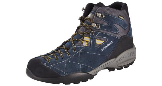 Scarpa Daylite GTX - Chaussures Homme - gris/Bleu pétrole